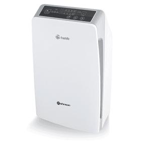 Пречиствател за въздух Rohnson R-9400, 4 Стъпки на Филтрация, 3 скорости